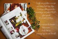 ELLE Set-up / Mali pregled kreativnog nemira